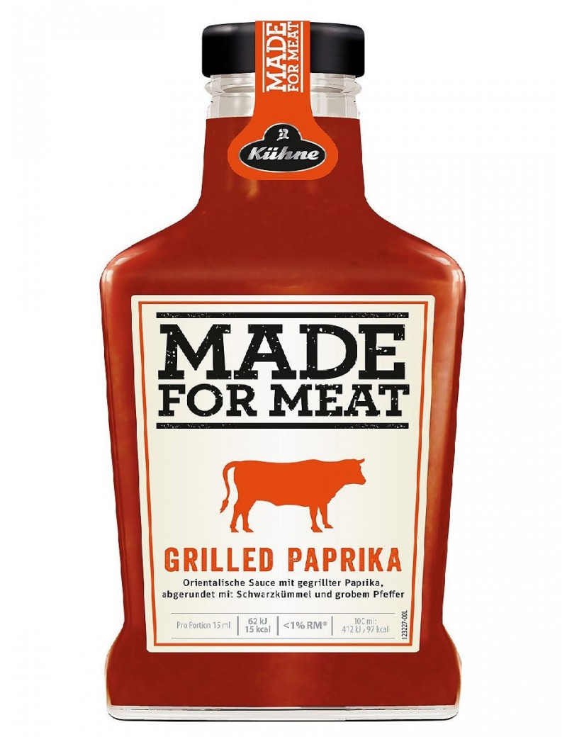 Соус Kuhne Grilled paprika