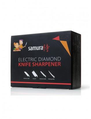 Электрическая точилка Samura для кухонных ножей
