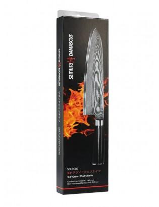 Нож поварской Samura DAMASCUS Шеф